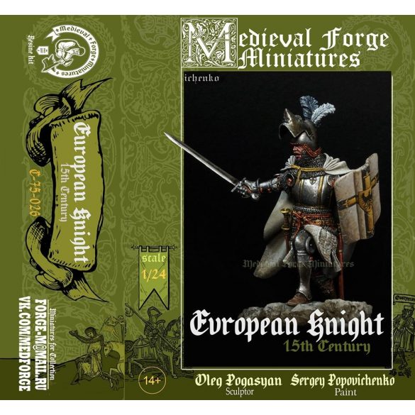 European Knight of the 15th Century