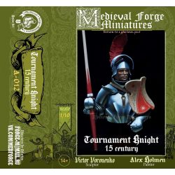 Tournament Knight of the 15th Century