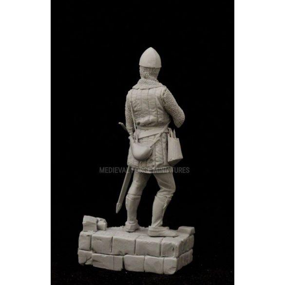 Crossbowman 12-13 century