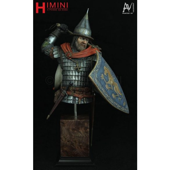 Noble Russian warrior, 14th century Scale – 250mm (1/9)