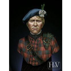 Jacobite Highlander Culloden Moor 1746