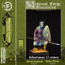 Infantryman, 12th century