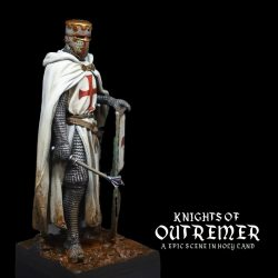 KNIGHTS OF OUTREMER - THE TEMPLAR