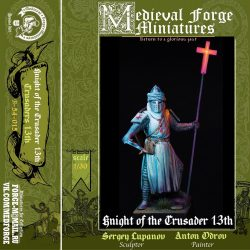 Knight-Crusader of the 13th century