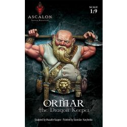 Ormar the Dragon Keeper