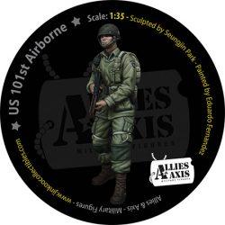 US 101st Paratrooper 1:35