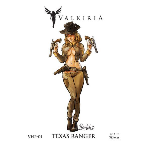TEXAS RANGER VHP-01