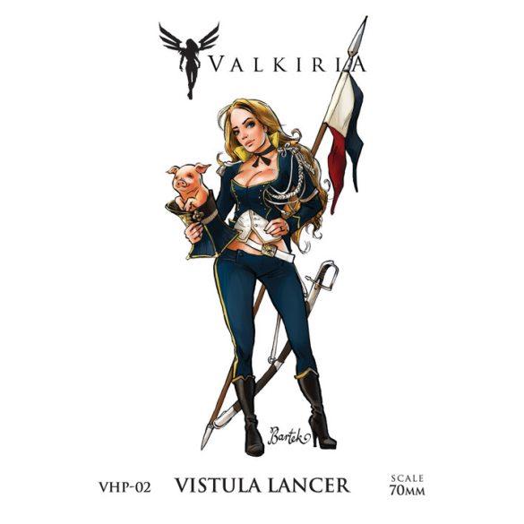 VISTULA LANCER VHP-02