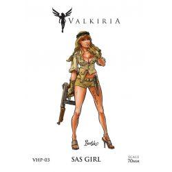 SAS GIRL VHP-03