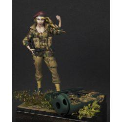 PARATROOPER GIRL VHP-06