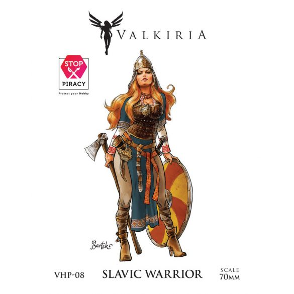 SLAVIC WARRIOR  VHP-08