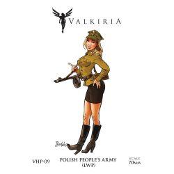 POLISH PEOPLE'S ARMY (LWP)  VHP-09