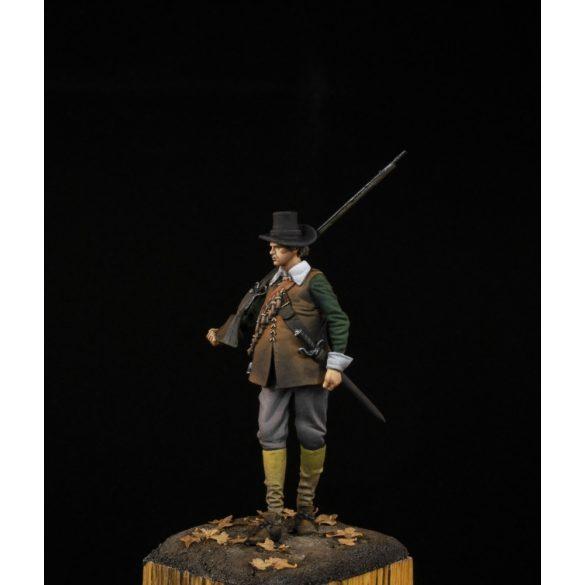 Musketeer - English Civil War 1651